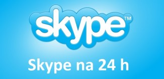 Skype na 24 h